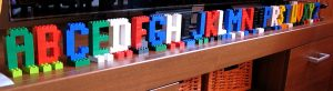 lego abeceda komplet