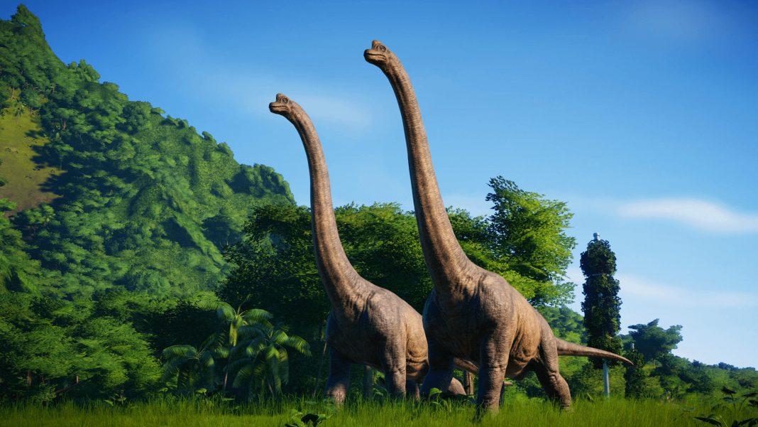 Hra Jurassic Eorld Evolution